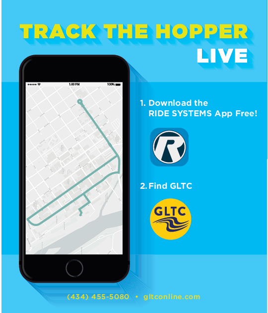 track the hopper